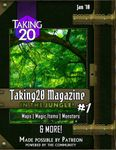 Issue: Taking20 (Issue 1 - Jan 2018)