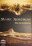 Board Game Accessory: Mare Nostrum: Buildings