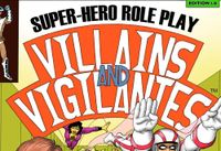 RPG: Villains & Vigilantes (1st Edition)