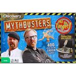 Board Game: MythBusters: The Game