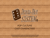 RPG Item: Pop Culture Cast Characters: Queen of the Moors