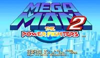 Video Game: Mega Man 2: The Power Fighters