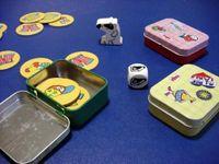 Board Game: Crafty Badger