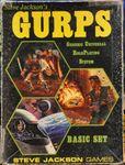 RPG Item: GURPS Basic Set (First Edition)