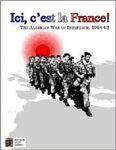 Board Game: Ici, c'est la France! The Algerian War of Independence 1954 - 1962