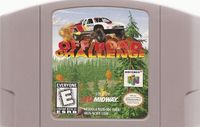 Video Game: Off Road Challenge