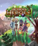 Board Game: Diceborn Heroes