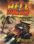 Board Game: Hell on Wheels