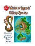 RPG Item: Kaendor Mini Atlas
