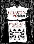 RPG Item: Ghastly Affair Presenter's Manual (Illustrated PDF Version)