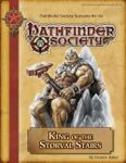 RPG Item: Pathfinder Society Scenario 4-04: King of the Storval Stairs