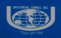 Video Game Publisher: Universal Games, Inc.