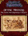 RPG Item: Divine Masters: The Faiths and Followers of Tellene