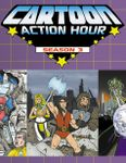 RPG Item: Cartoon Action Hour: Season 3 Game Master Screen Inserts