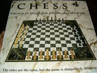 Board Game: 4 Player Chess