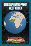 RPG Item: Atlas of Earth-Prime: West Africa