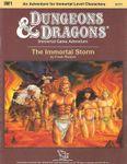 RPG Item: IM1: The Immortal Storm