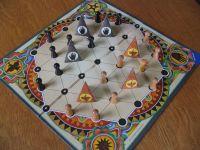 Board Game: Wigwam
