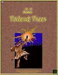 RPG Item: 22 Talent Trees