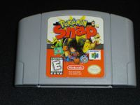 Video Game: Pokémon Snap