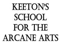 RPG: Keeton's School for the Arcane Arts