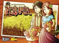 Board Game: Vendimia