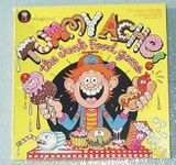 Board Game: Tummy Ache Junk Food Game
