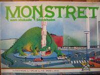 Board Game: Monstret som slukade Stockholm