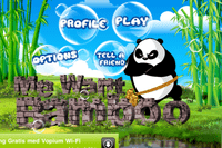 Video Game: MeWantBamboo
