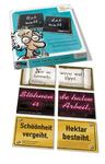 Board Game: Wat mutt, dat mutt: Das Plattdeutsche Weisheitenspiel
