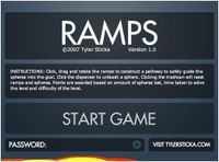 Video Game: Ramps