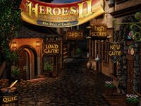 Video Game: Heroes of Might and Magic II: The Price of Loyalty