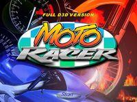 Video Game: Moto Racer