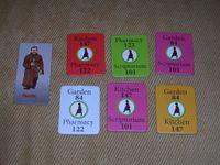Board Game: Nuns on the Run: The Monk