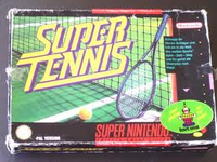 Video Game: Super Tennis (1991)