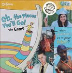 Board Game: Dr. Seuss: Oh the Places You'll Go! Game