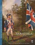 Board Game: Saratoga 1777 AD