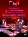 RPG Item: DungeonLinX: Lair of the Dragon God