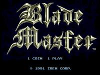 Video Game: Blade Master