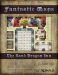 RPG Item: Fantastic Maps: The Sand Dragon Inn