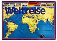 Board Game: Weltreise