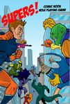 RPG Item: SUPERS! Comic Book Role Playing Game (Core Rules & Sourcebook)