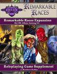 RPG Item: Remarkable Races Expansion Set 3: Aliens Among Us