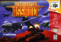 Video Game: Aero Fighters Assault