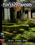 RPG Item: The World of Broadsword