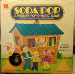 Board Game: Soda Pop