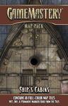 RPG Item: GameMastery Map Pack: Ship's Cabins