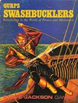 RPG Item: GURPS Swashbucklers (First Edition)