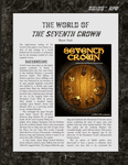 RPG Item: The World of The Seventh Crown