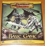 Board Game: Dungeons & Dragons Basic Game